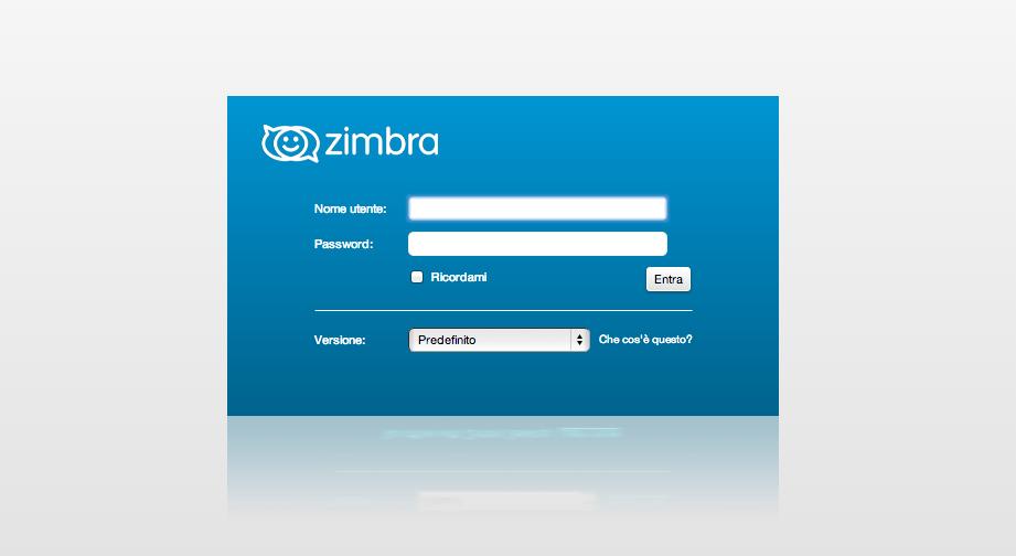 zimbra webmail login