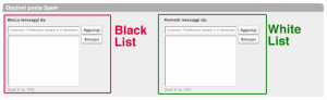 zimbra-webmail-black-and-white-list-management