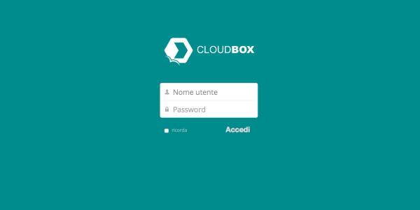 Home CloudBox Storage On Line